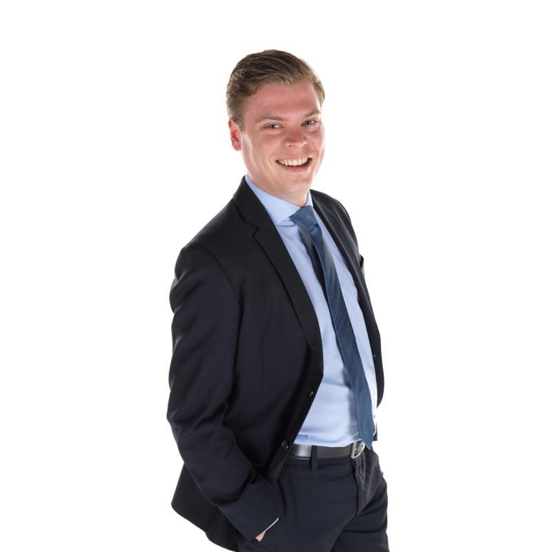Werknemer-Maarten Dost