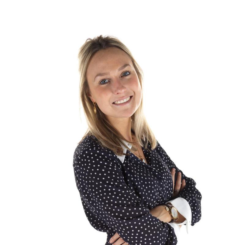 Werknemer-Britt Simons